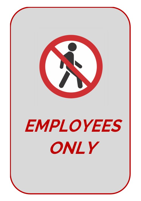 Potrite Employees Only