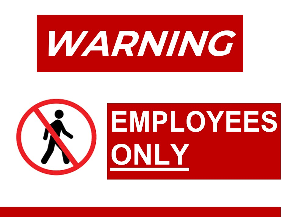 Printable Employees Only
