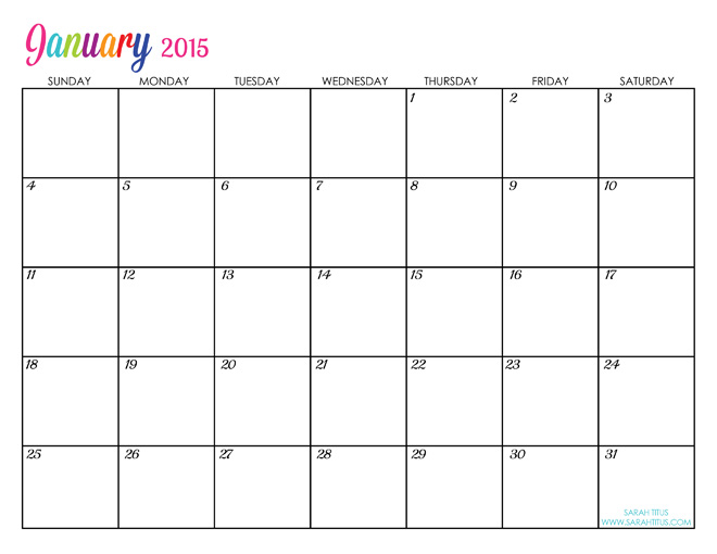 Create Free Printable Monthly Yearly Or Weekly Calendars Free