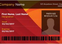 free printable id card template free printable id cards templates pictures of free printable id cards templates ms word photo id badge templates for all professionals word ideas
