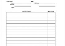 free printable invoice template download blank print paper invoice templates 02