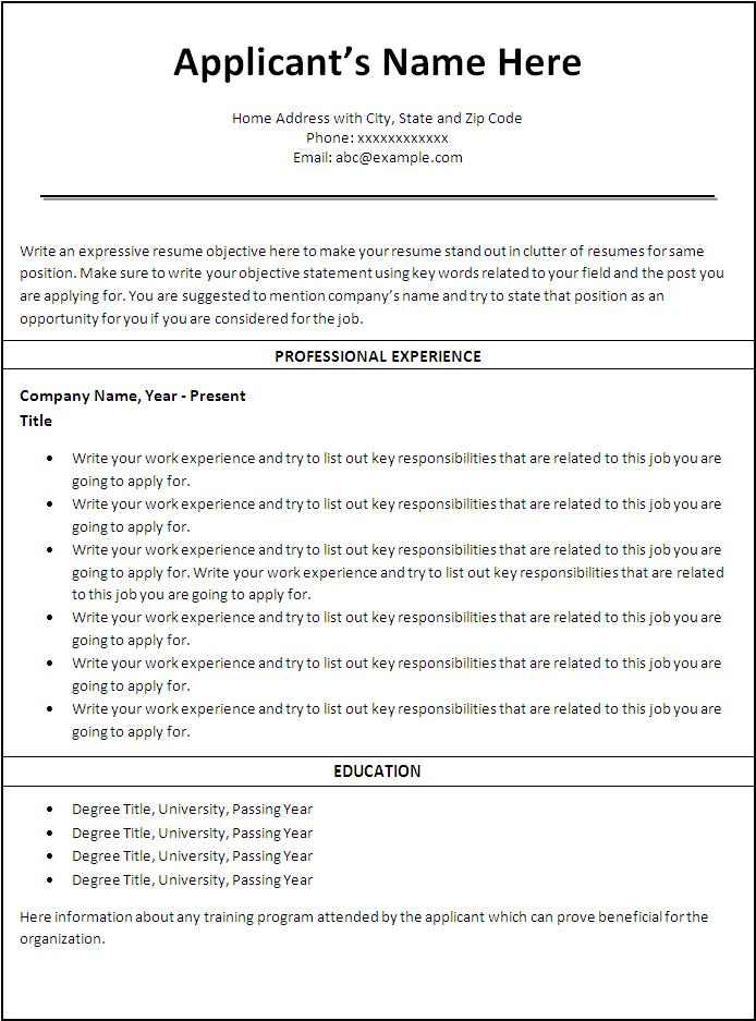 resume draft template resume template nursing resume templates for
