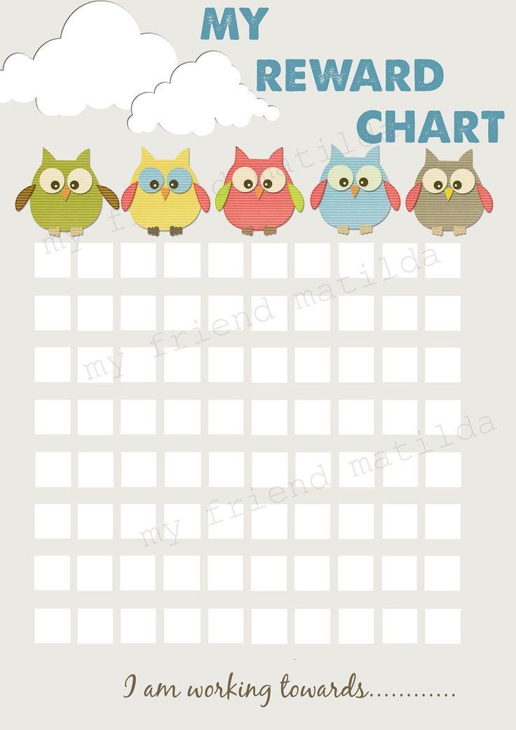free printable sticker chart   Google Search | Motivation