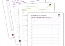graphic regarding Free Printable to Do Lists to Get Organized known as Free of charge Printable Listing house