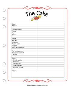 free printable wedding planner organizer   Google Search | lgbt