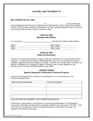 Simple Will Forms Printable Savebtsaco Free Printable Will