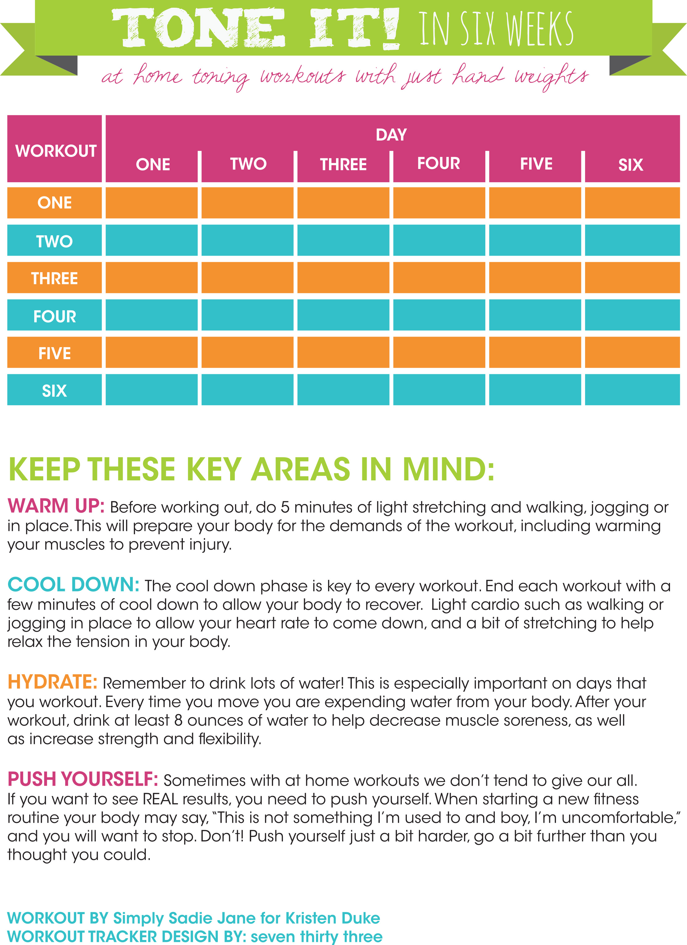 photo relating to Printable Workout Routine identified as Free of charge Printable Training Workout routines area