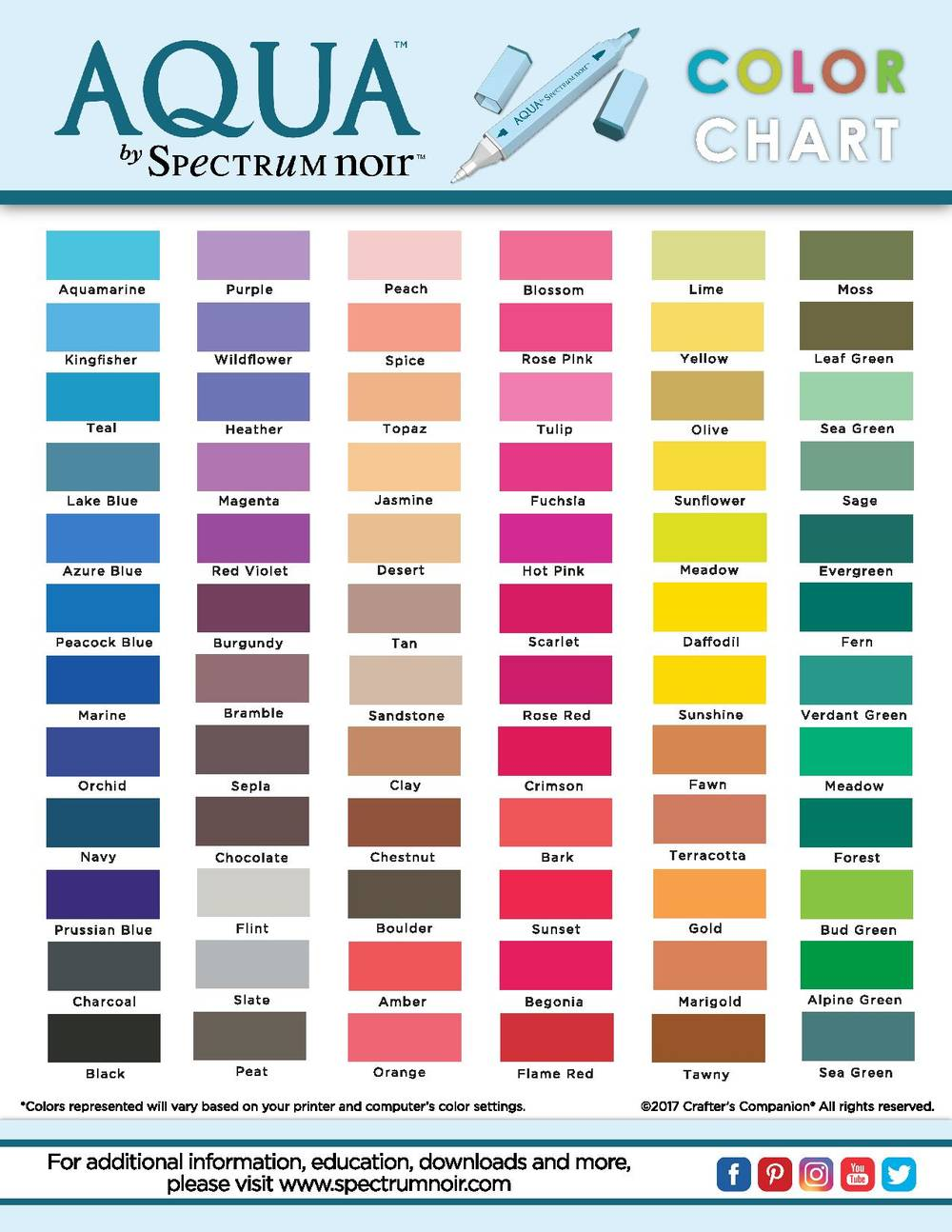photo relating to Printable Colors identified as Printable Coloration Chart space