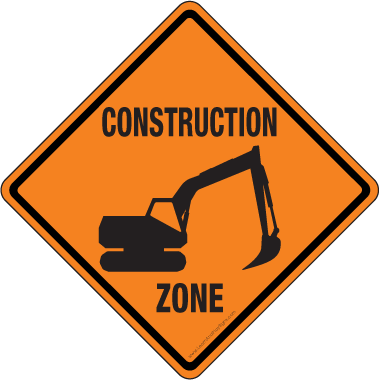 Printable Construction Signs Pictures   ClipArt Best   ClipArt