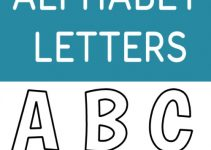 printable cut out letter template for letters of the alphabet printable free alphabet templates free