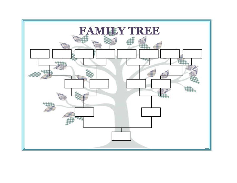 family tree printable Yelom.agdiffusion.com