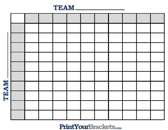 football pool sheets 100 squares   Keni.ganamas.co