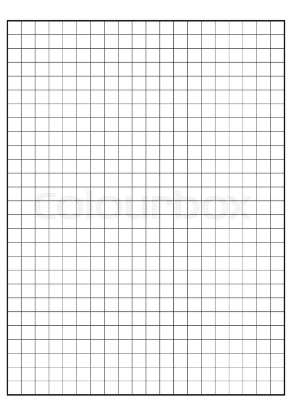 Graph Paper | Printable Math Graph Paper