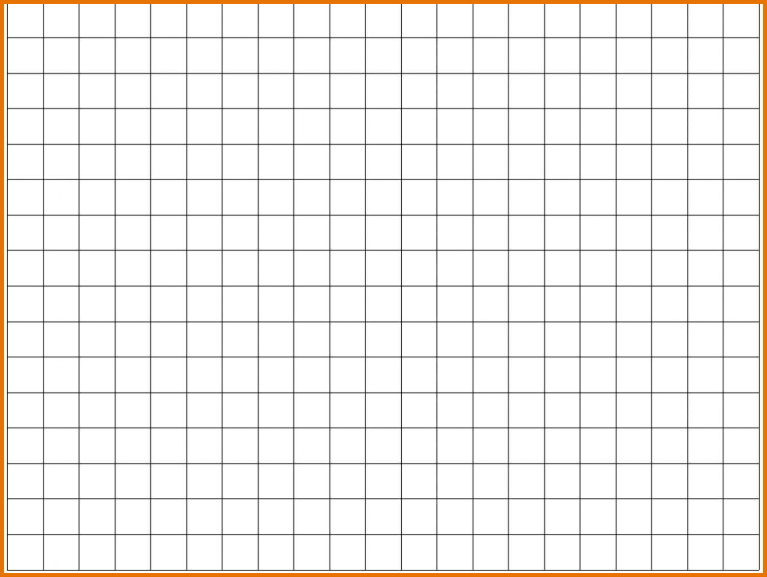 Printable Graph / Grid Paper PDF Templates   Inspiration Hut