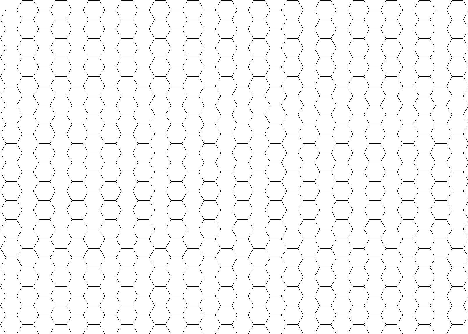 picture relating to Hex Paper Printable called Printable Hex Paper space