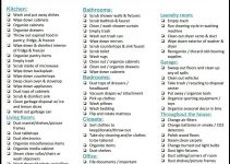 printable house cleaning checklist 45f288f329f108c9bb5bd33322671dff