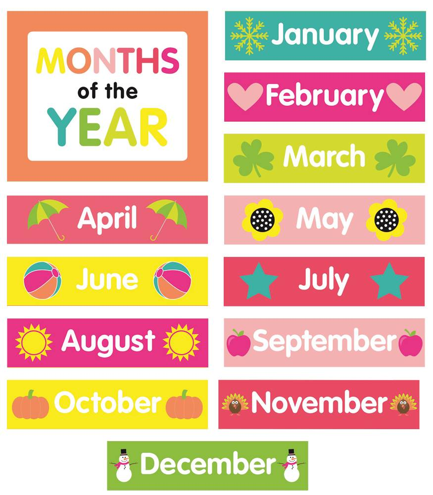 photo regarding Free Printable Months of the Year titled Printable Weeks Of The Calendar year place