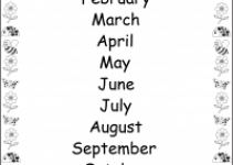 printable months of the year postermonthsoftheyear 200x292