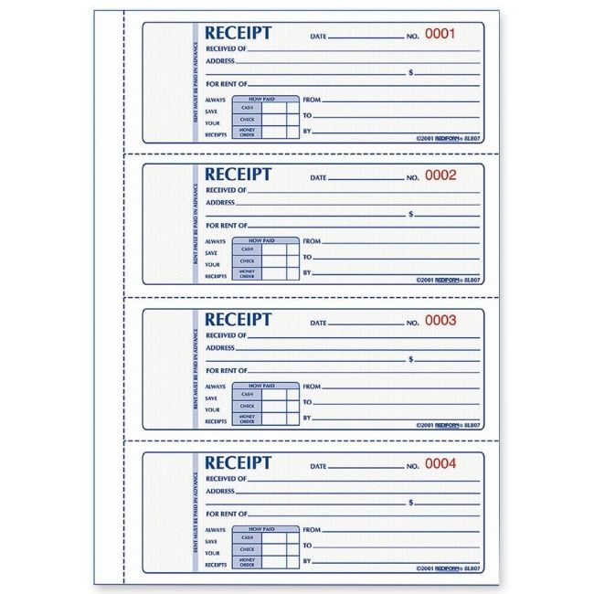 printable receipt book   Yelom.agdiffusion.com