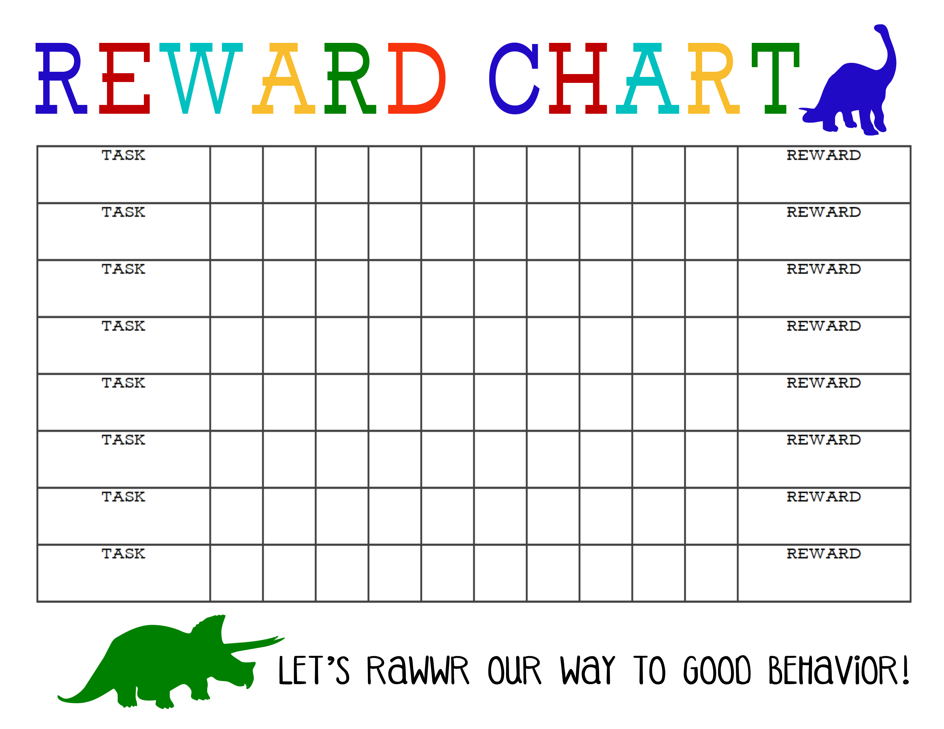 printable reward chart   Yelom.agdiffusion.com