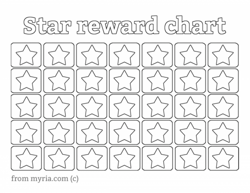 photo about Printable Star Charts named Printable Star Chart house