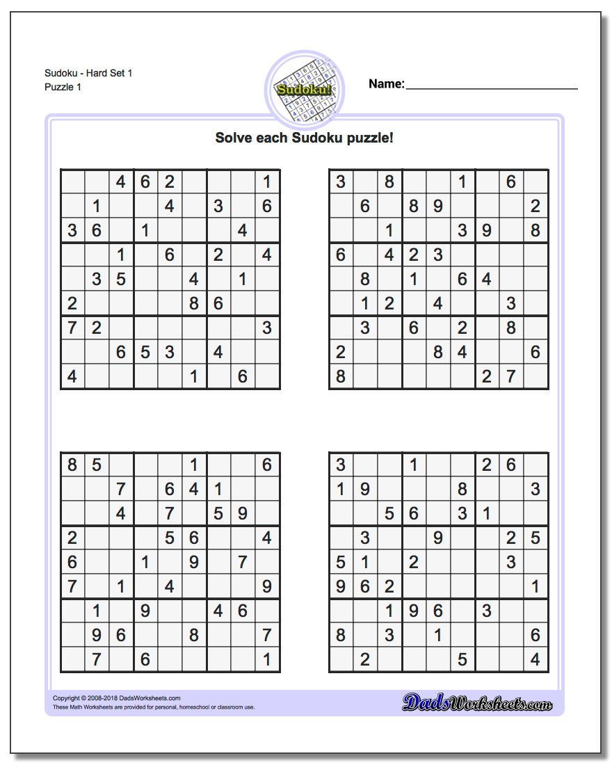 graphic about Printable Sudoku Pdf identified as Printable Sudoku Puzzle area