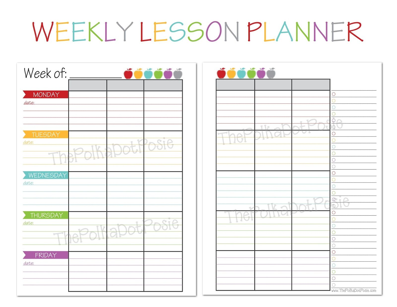 teacher planner sheets   Yelom.agdiffusion.com