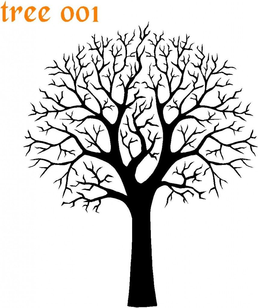 image regarding Printable Trees named Printable Tree Stencil place