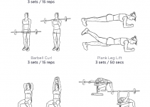 printable workout 3a53aacddced1671990bc1c295e270c7