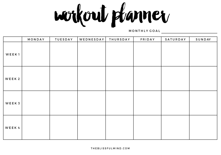 How To Actually Achieve Your Fitness Goals | workout ideas