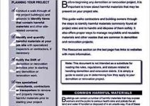 Home Renovation Project Plan Templates 2