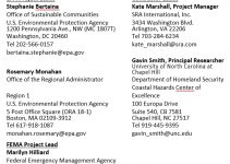 Sample Flood Disaster Recovery Plan Example