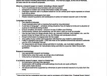 Templates Research Paper Report Outline Sample