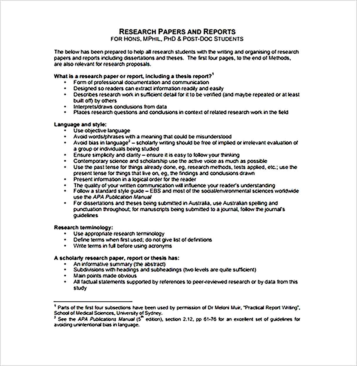Research Paper Outline Template Sample   room surf.com