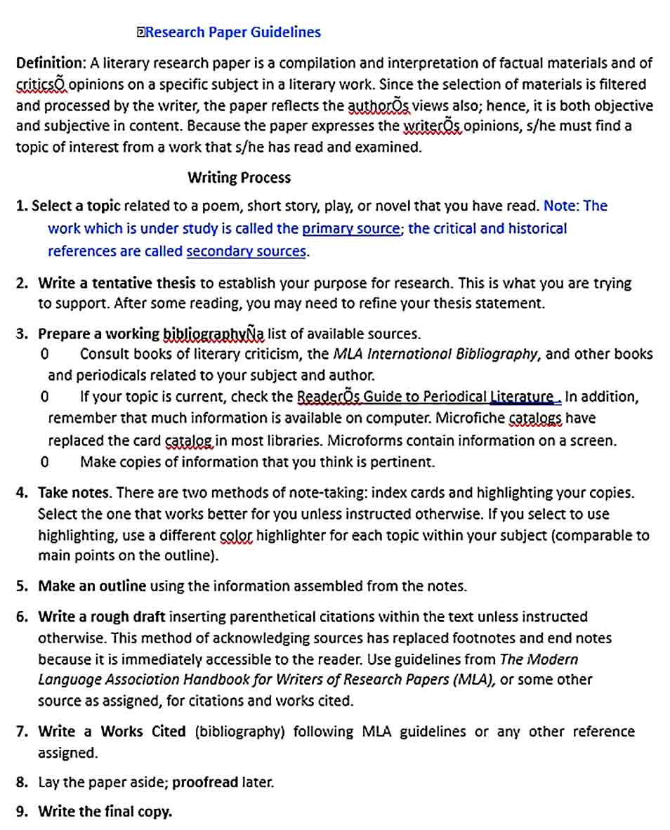 Short Speculative Essay Examples