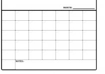 Monthly Planner Templates2