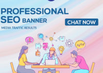 SEO Banner Template Example