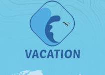 Vacation BannerTemplate Example