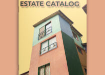 Real Estate Catalog Template Example
