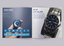Sample Compact Product Catalog Template