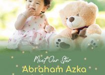 Baby Invitation Free Download PSD