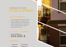 Real Estate Flyers PSD Flyer Template