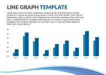 line graph Free Template in PSD