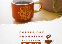 coffee shop promotion in photoshop free download