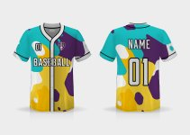 baseball jersey in photoshop free download
