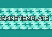 binder spine template free psd template