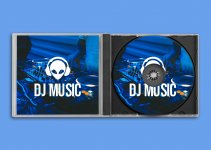 cd case template in photoshop free download