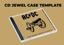 cd jewel case template in photoshop free download