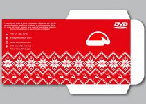 cd sleeve template free download psd