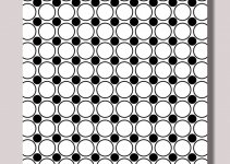 circles pattern template free download psd